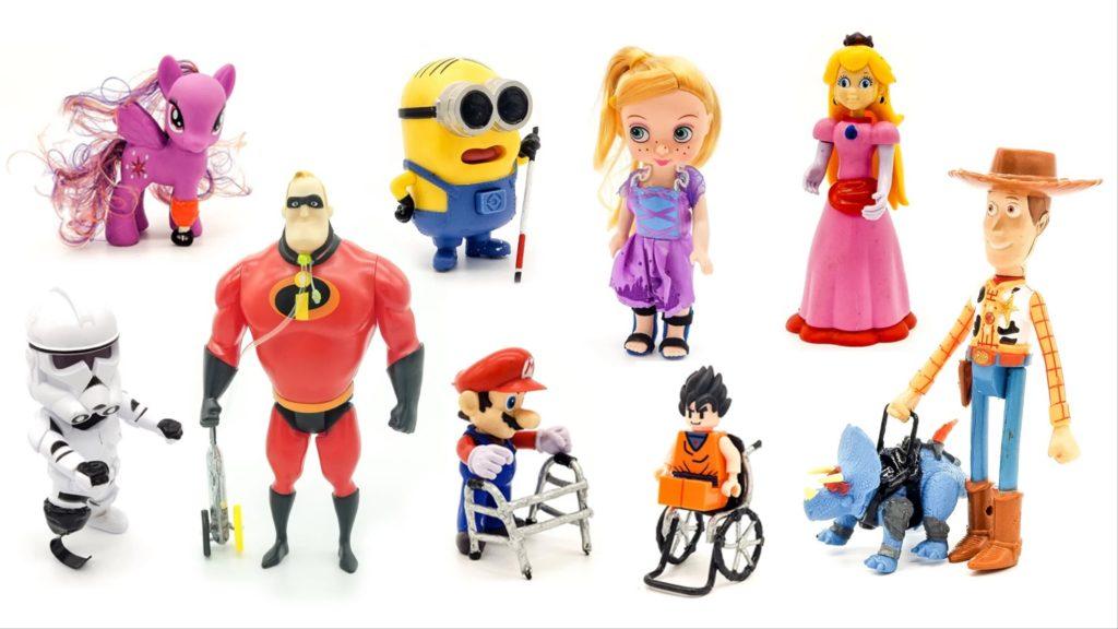 Organização colombiana adapta brinquedos para promover a inclusão