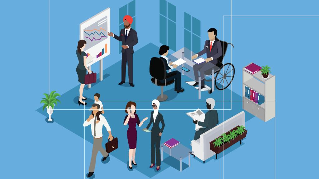 Livro da OIT ajuda na inclusão de profissionais com deficiência