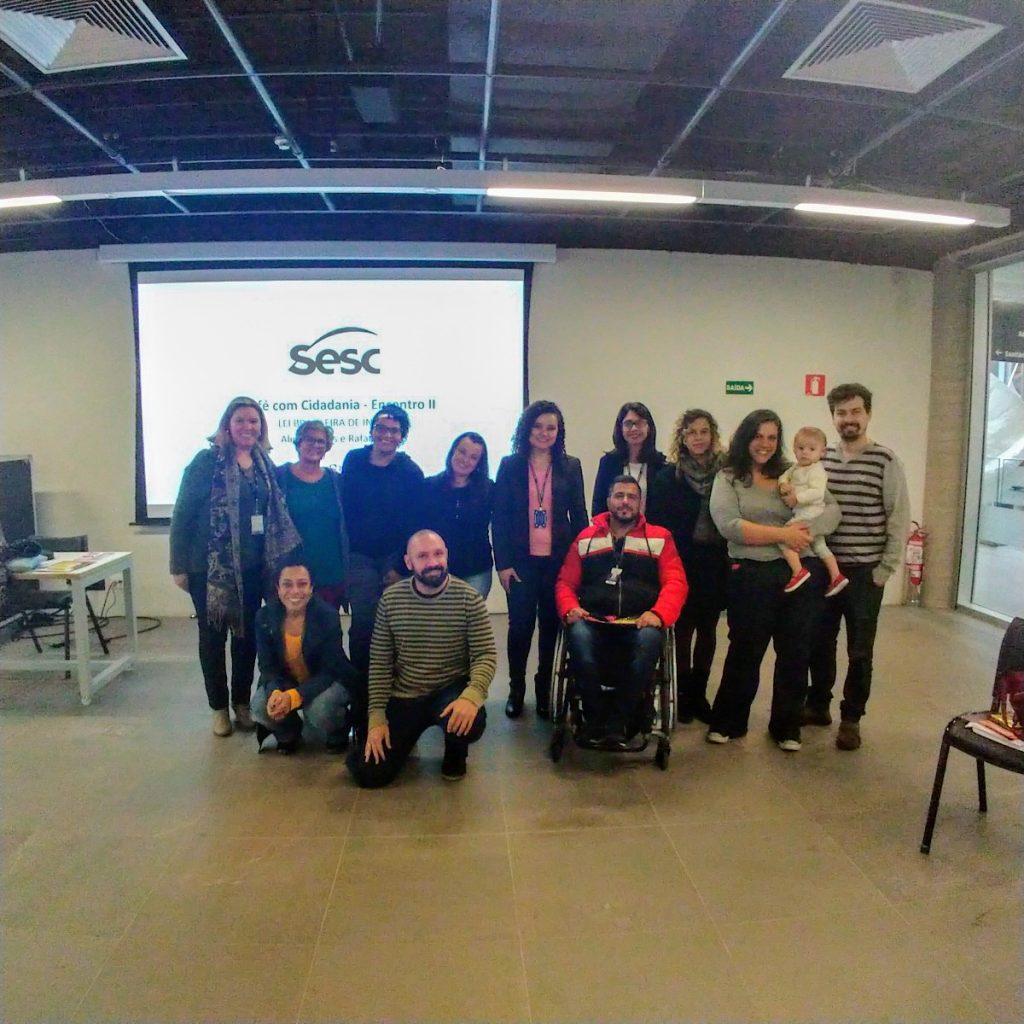 Inclusão profissional de pessoas com deficiência é tema de  Encontro no Sesc Guarulhos