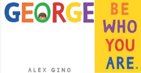Dica de leitura: Livro George de Alex Gino