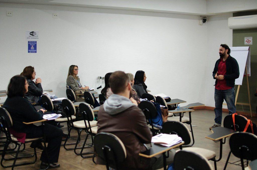Santa Causa ministra curso sobre a Lei Brasileira de Inclusão