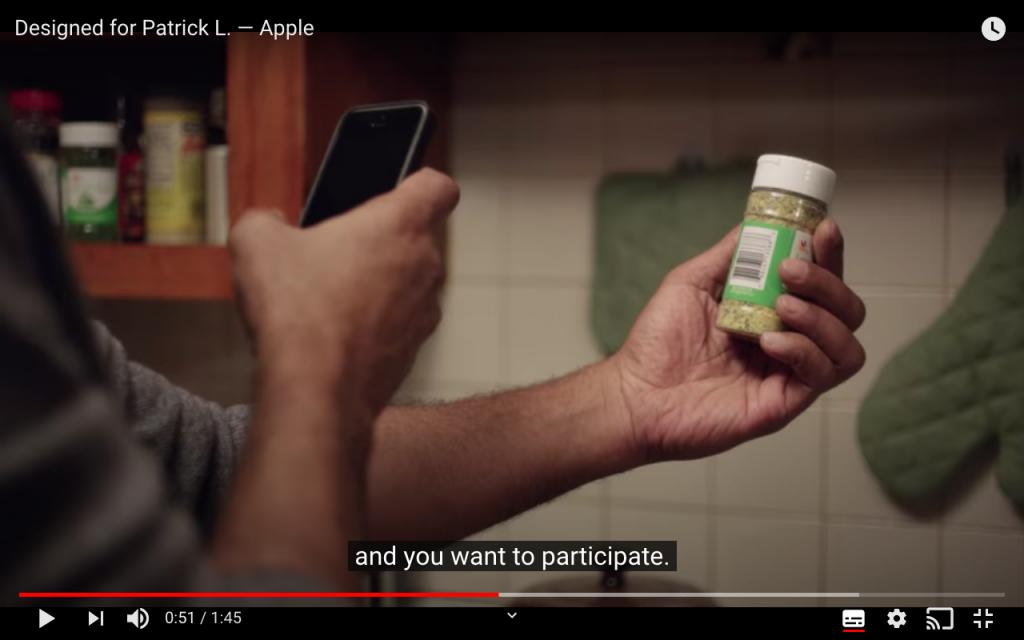 Apple lança série de vídeos no Dia Mundial de Conscientização sobre Acessibilidade