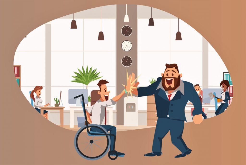 Cargos de liderança: um desafio para profissionais com deficiência