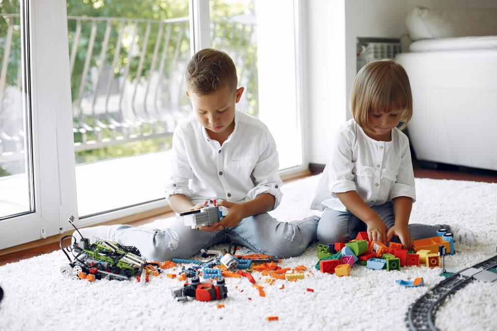 LEGO vai extinguir estereótipos de gênero em seus brinquedos